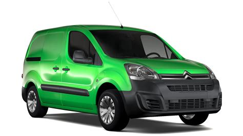 Citroen Berlingo Van L1 Full Electric 2017