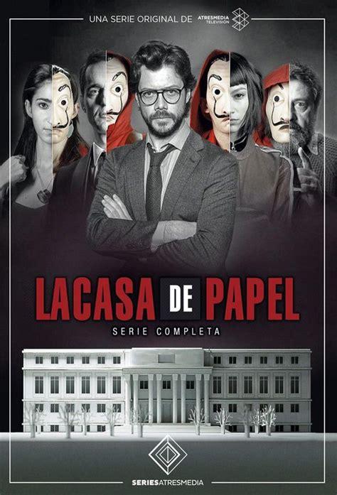Affiches, Posters Et Images De La Casa De Papel (2017