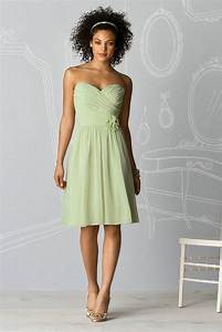 Ideas, Inspiration and Photos of Light Green Bridesmaid ...
