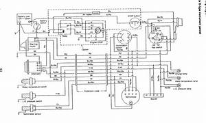 Yanmar Ignition Wiring Diagram