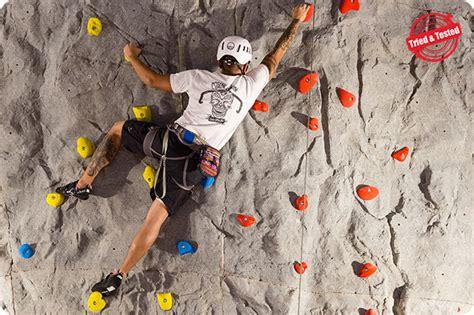 Review: Rock Climbing at GO Sport - Connector Dubai