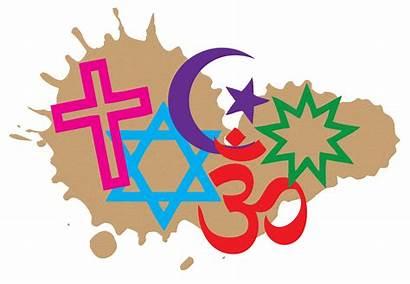 Religious Religion Symbols Clipart Religions Politics Progressive