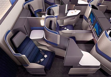 united airlines launches new polaris business class seats lounges australian business traveller
