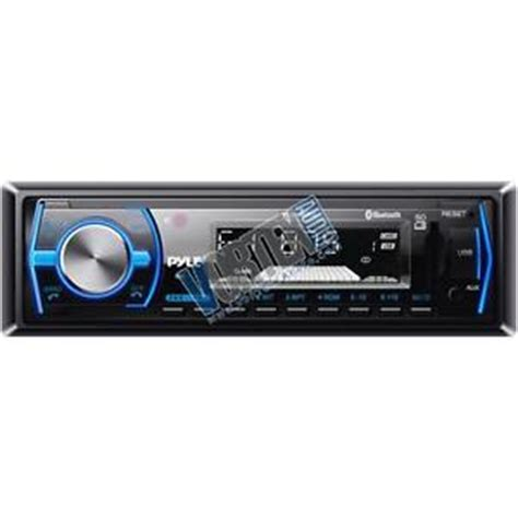 Pyle Boat Stereo Reviews by Pyle Marine Boat Bluetooth Radio Mp3 Usb Sd Aux In Dash