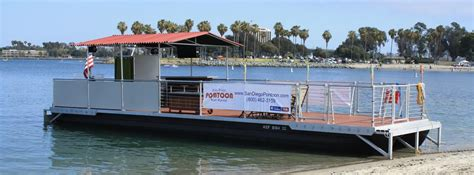 Duffy Boat Manufacturer by San Diego Pontoon Boat Rental