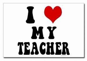 I Love My Teacher Quotes. QuotesGram