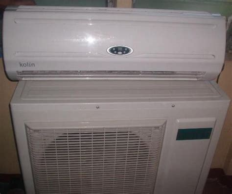 sale kolin split type aircon big size  affordable