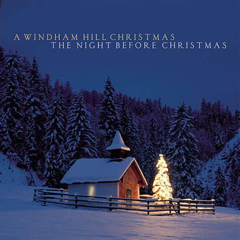 windham hill christmas  night  christmas