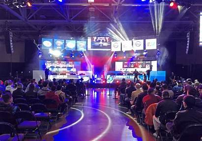 Esports Stage Event Pittsburghers Dallas
