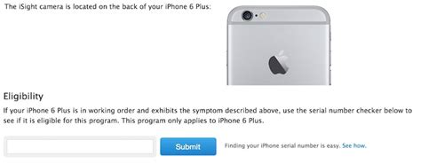 apple iphone replacement program apple launches isight replacement program for