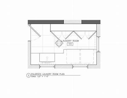 Laundry Plans Floor Bathroom Behind Vicente Plan