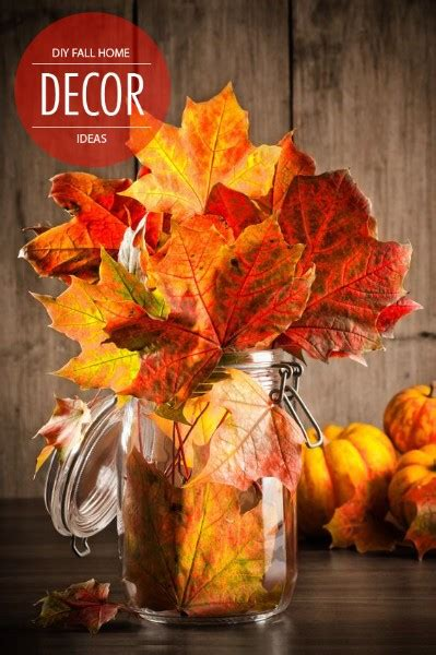 great diy fall home decor ideas personal creations blog