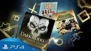 PlayStation Plus Games, December 2017 - n3rdabl3