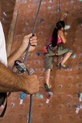 Basic Climbing Techniques Rock