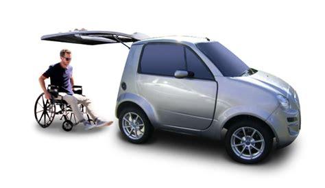 kenguru voiture 233 lectrique adapt 233 e pour les fauteuils roulants