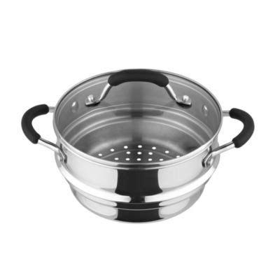 lakeland stainless steel universal steamer pan