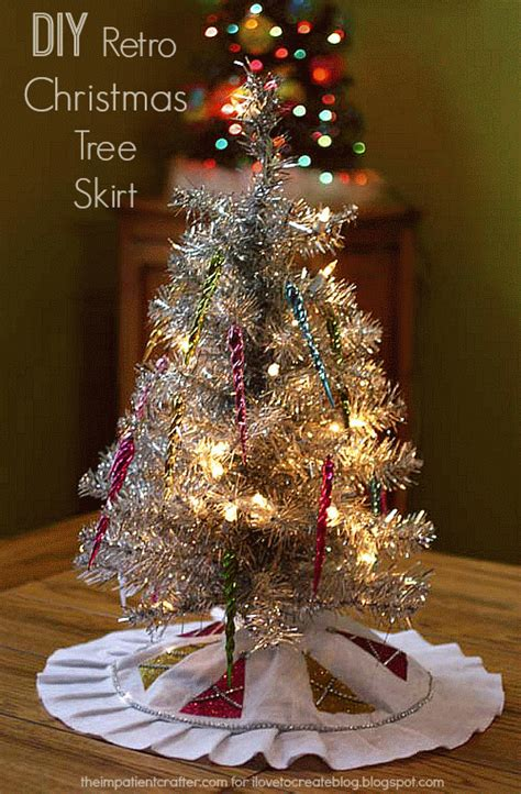 small christmas trees target ilovetocreate diy retro tree skirt