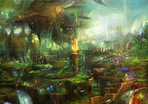 pixiv fantasia city zerochan anime image board