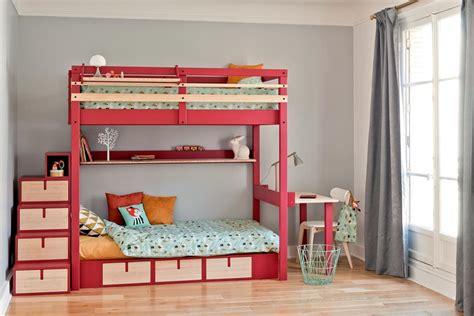 lit superpose avec bureau lit superpose avec escalier rangement 28 images lit