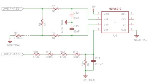 Power Supply Architecture For Energy Metering Hlw