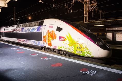 frances sncf  launching   fleet  fast ultra chic trains conde nast traveler