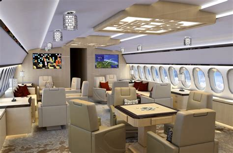 25 amazing jet interiors inside the s