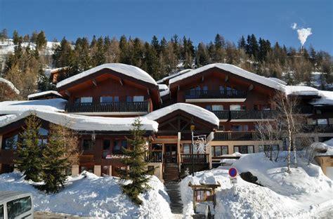 la plagne catered chalet chalet hotel les rhododendrons la plagne ski hotel for catered chalet skiing holidays