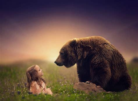 zdjecia dzieci  zwierzat