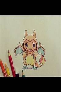 Charmander drawing | Cute pokemon drawings | Pinterest ...