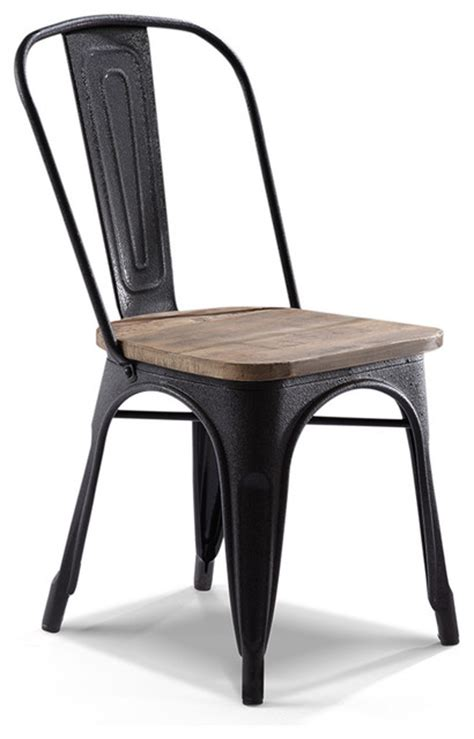 chaises industrielles pas cher chaise metal industriel pas cher maison design bahbe com