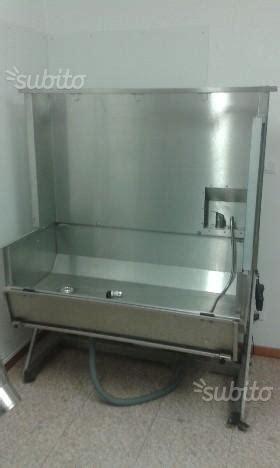Vasca Toelettatura Usata by Vasca In Acciaio Inox Per Toelettatura Posot Class