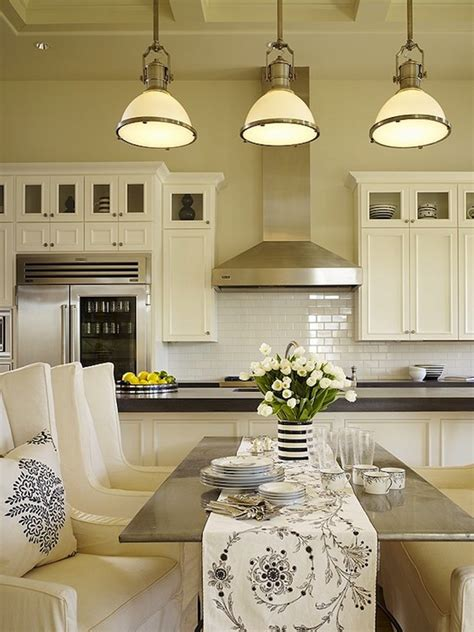 Large Country Industrial Pendant Design Ideas