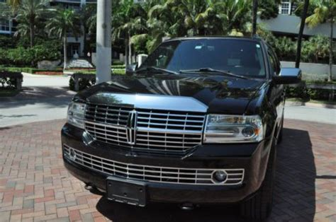 old car manuals online 2009 lincoln navigator navigation system purchase used 2009 lincoln navigator l florida suv tv dvd htd seats navi 3rd row 88k mint in