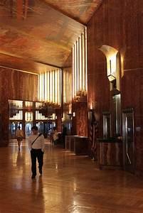Chrysler Building Lobby | Andrew - a few things | Pinterest