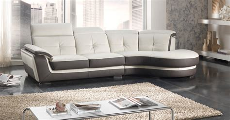 canape angle cuir center canapé d 39 angle tissu cuir center canapé idées de