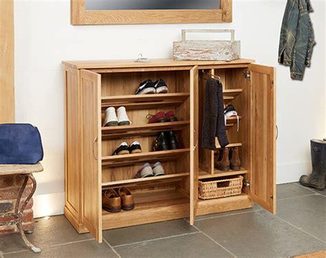 store oak xl shoe cupboard mobel