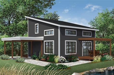 contemporary style house plan  beds  baths  sqft plan   homeplanscom
