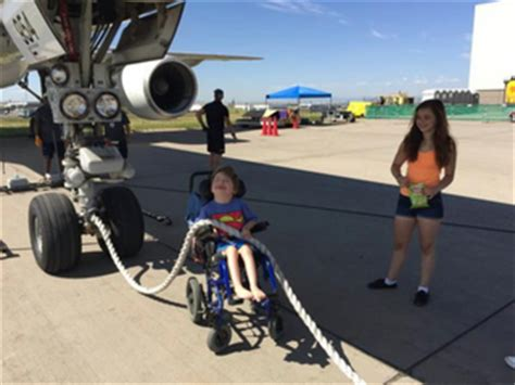 special olympics raises over 75 000 in 3rd annual plane