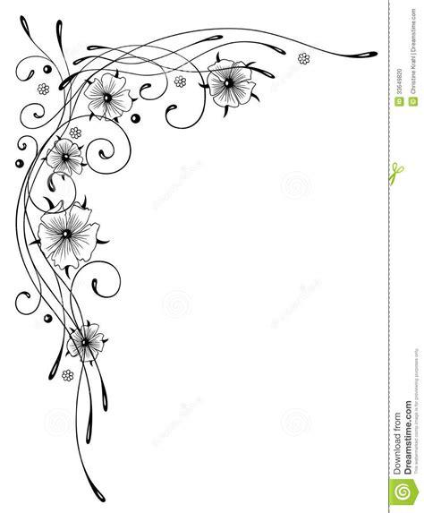 kapuzinerkaese blumen rahmen stockfoto bild