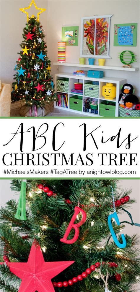 abc kids christmas tree  night owl blog