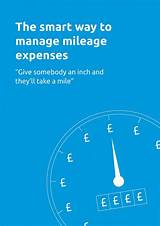 Claiming Mileage Expenses Pictures