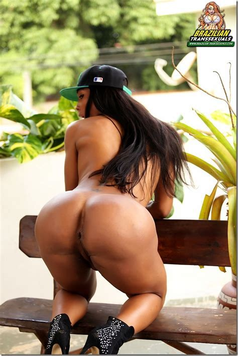 Phat Booty On Ts Veronica Bolina Hot Black Tgirls Black Shemale Photos