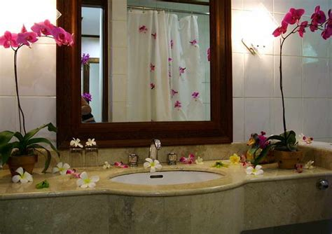 Bathroom Wall Flowers by Bloombety Bathroom Wall Decor Ideas With Flowers Orchids