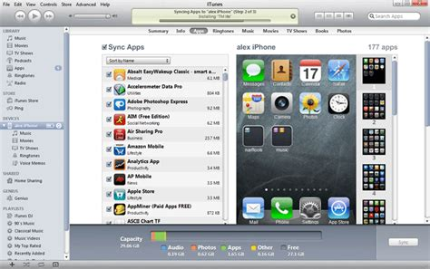 sync photos from iphone how to sync apps on iphone without deleting apps already