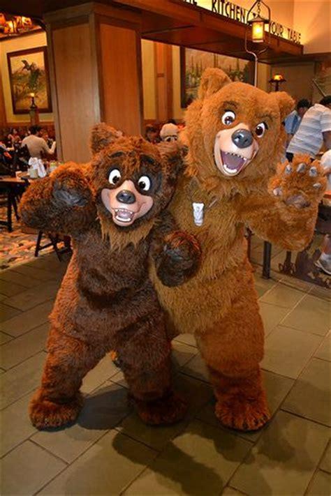 koda  kenai  brother bear disney costumes