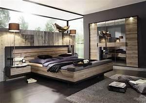 Schlafzimmer Set Modern : schlafzimmer von steffen ventura in schwarz matt abs eiche sanremo dunkel ebay ~ Markanthonyermac.com Haus und Dekorationen