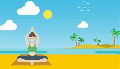 Yoga Retreat Guide Infographic Wellness Recipes Health