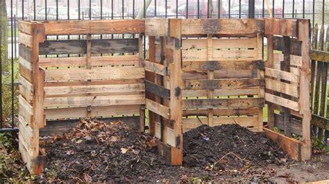 composting system  wood pallets diy pallet ideas