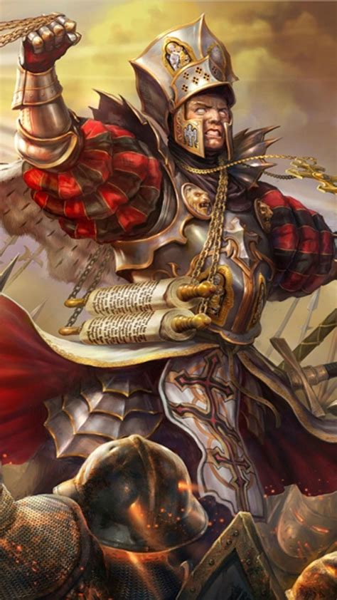 undead fantasy art paladin artwork wallpaper