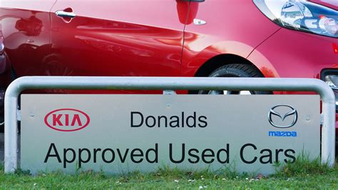 Used Car Values Rise To Record Levels
